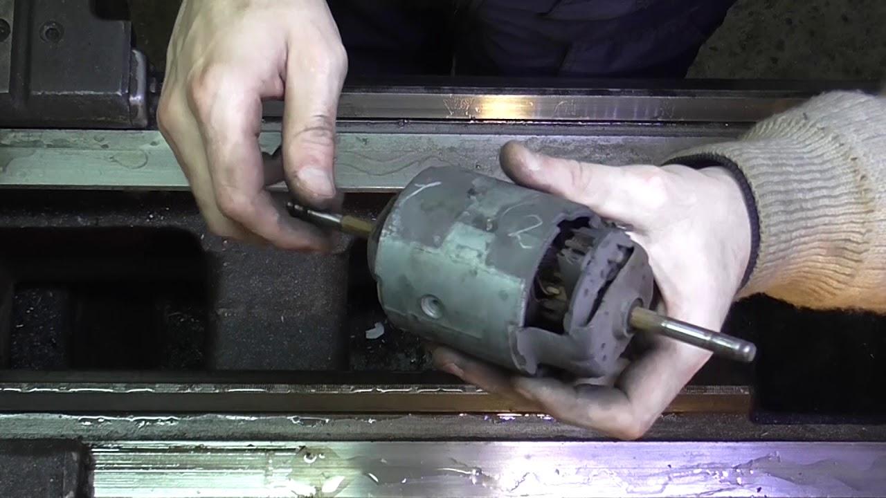 Ремонт моторчика печки БМВ е34 repair of BMW e34 heater motor