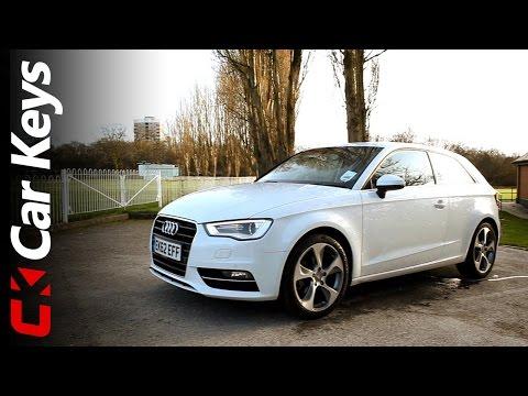 Audi A3 2013 review - Car Keys
