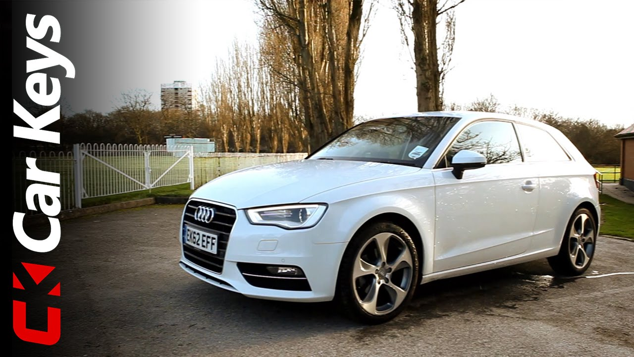 Make A Car >> Audi A3 2013 review - Car Keys - YouTube