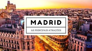 Viagem à Espanha, Europa : Madrid e seus principais pontos turísticos (EP.1)