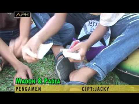 LAGU LAWAK JAMBI - MADON FEAT PADLA  -  PENGAMEN ( Part 1 ) - Official Music Video - APH