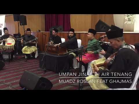 Umpan Jinak Di Air Tenang - Allahyarham Dato' Ahmad Jais cover by Muadz Roslan feat Ghajmas