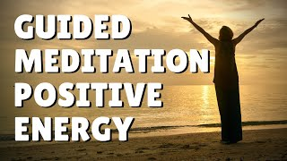 5 Minute Guided Meditation For Positive Energy