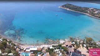 Video Drone - Camping Telis a Tortolì, Sardegna
