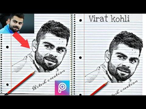 fan-made-sketch-picsart-tutorial,-sketch-effect-picsart-photo-editing-hindi/urdu,picsart-sketch,
