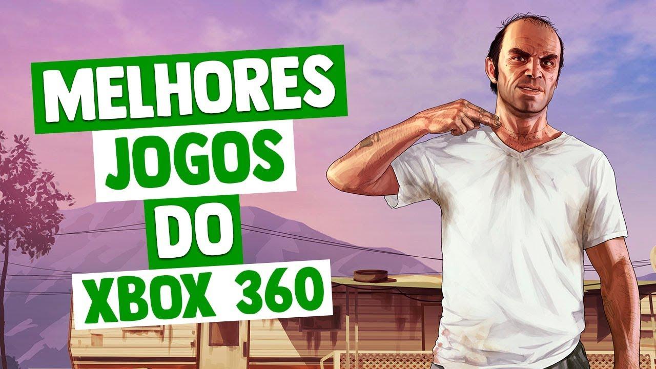 Download Melhores Jogos de XBOX 360 (+ de 55 JOGOS)