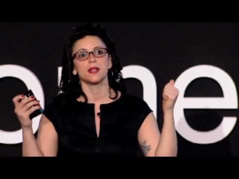 Feminism on the wall: Jessica Pabón at TEDxWomen 2012