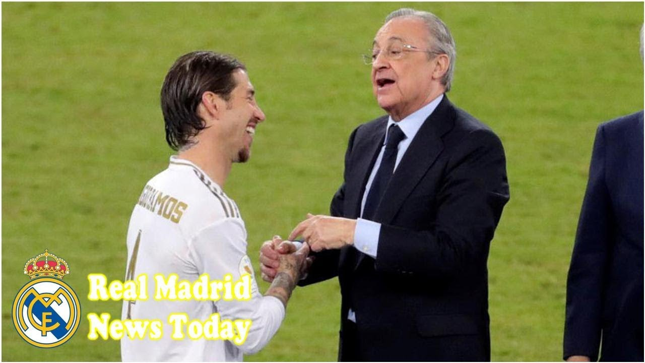 Florentino Perez Says Real Madrid's Zinedine Zidane Is a 'Blessing ...