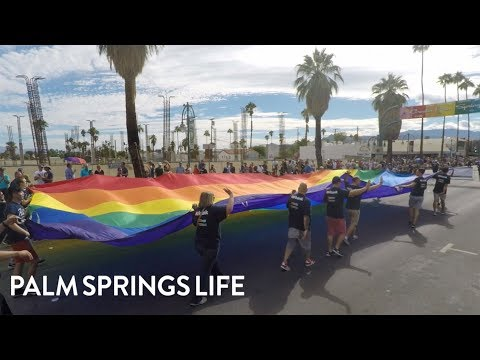 Greater Palm Springs Pride Parade | PALM SPRINGS LIFE