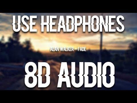 Alan Walker - Fade 8D