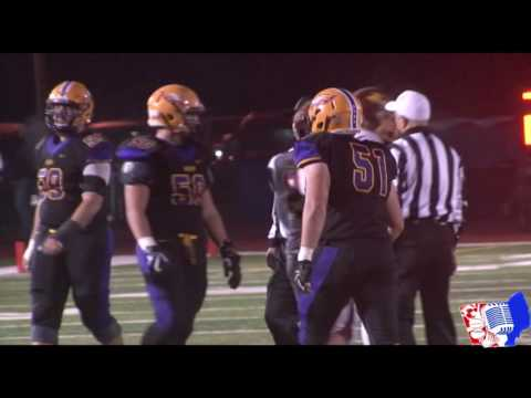 '16 OH Football PLAYOFFS Avon Lake @Avon