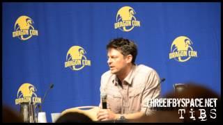 DragonCon 2014 Clip: Karl Urban Talks Dredd Costume