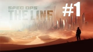Spec Ops: The Line Parte 1 Español [HD] (Capitulo 1-La Evacuación) PC/PS3/X360