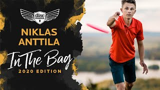 Niklas Anttila In The Bag 2020 - Discmania