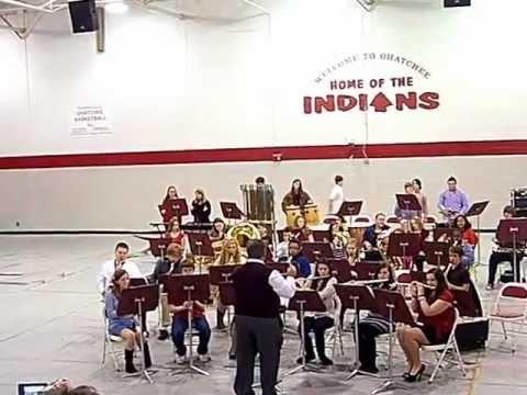 Happy Christmas (War is Over) - Ohatchee High School Indians Band