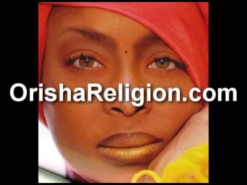 Love Goddess Oshun