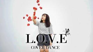 L.O.V.E - PARK JIHOON [Cover by Moomin June] / HAPPY JIHOON DAY