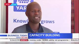 Yara East Africa offers training to farmers on best farming models