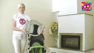 Прогулочная колсяка EasyGo Loop(Видео-обзор детской прогулочной коляски EasyGo Loop. Производства Польша. Купить можно на сайте: http://babbie.by/detskie-kol..., 2013-07-17T15:24:08.000Z)