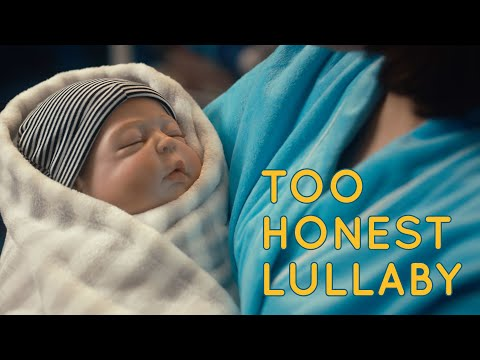 TOO HONEST LULLABY | Comedy Song for Grownups | Whitney Avalon