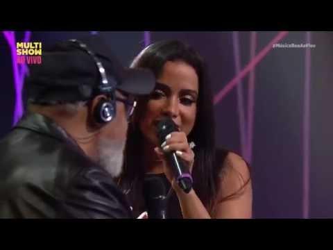Jorge Aragão e Anitta - Loucuras de Uma Paixão Música Boa Ao Vivo