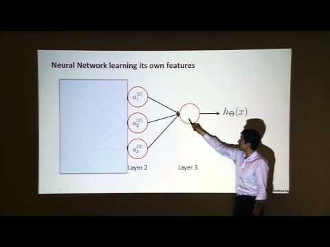 "Andrew Ng: ""Advanced Topics + Research Philosophy / Neural Networks: Representation"""