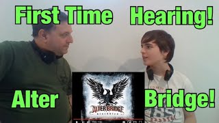 FIRST TIME HEARING Blackbird Alter Bridge!