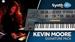 Roland Jd800 Kevin Moore - Dream Theater Cover Pack performed by S4K ( Space4Keys Keyboard Solo )