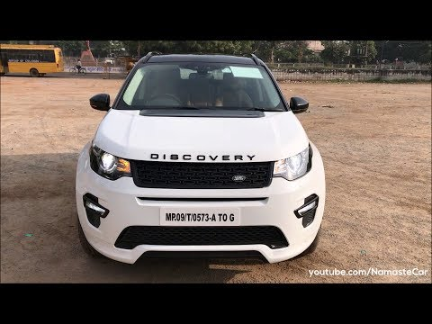 Land Rover Discovery Sport HSE Luxury 2019 | Real-life review