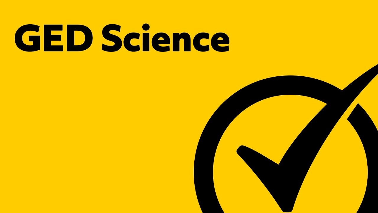 GED Science [2019] Study Guide