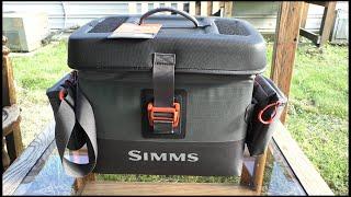 Рыболовная Сумка Simms Подробный Обзор 2020 Dry Creek Boat Bag