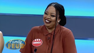Parents know what you're doing BECAUSE THEY WERE KIDS TOO!! | Family Feud South Africa