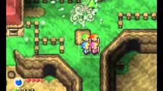 Legend of Zelda:The 4 Swords Review