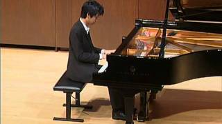 Sean Chen plays Bach Keyboard Sonata in d minor, BWV 964 - III. Andante