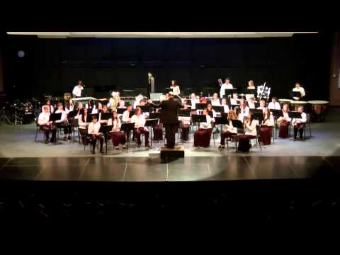Fowler Middle School Advanced Band Spring Concert 2014