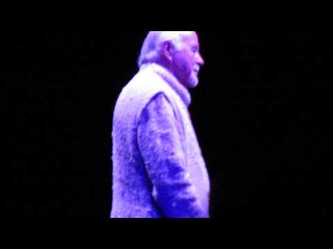 Paul Winter Consort - Wolf Eyes - LIVE Winter Solstice 2013 NYC