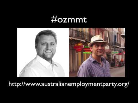 LGF EP16: #TaxedNots, #FunctionalFinance & #BasicIncome | Australian Employment Party MMT Podcast