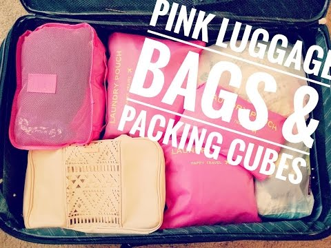 Travel Luggage Packing Bags, Accessories - Getting Ready for Cruise!! | Juliana Rose