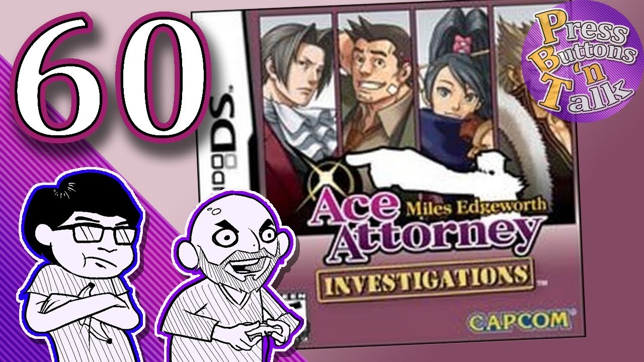 Ace Attorney Investigations Miles Edgeworth Ep 60 Incorporeal
