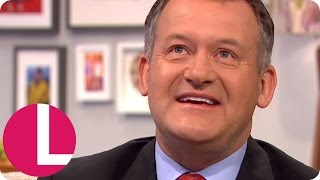 Paul Burrell Describes the Moment He First Saw His Husband | Lorraine