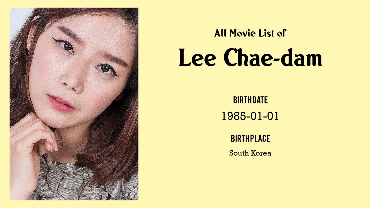 Download Lee Chae-dam Movies list Lee Chae-dam  Filmography of Lee Chae-dam