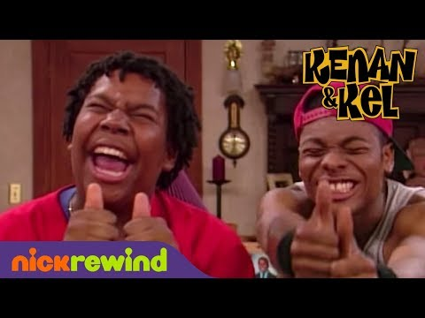Kenan Discovers the Cure for the Common Cold | Kenan & Kel | NickSplat