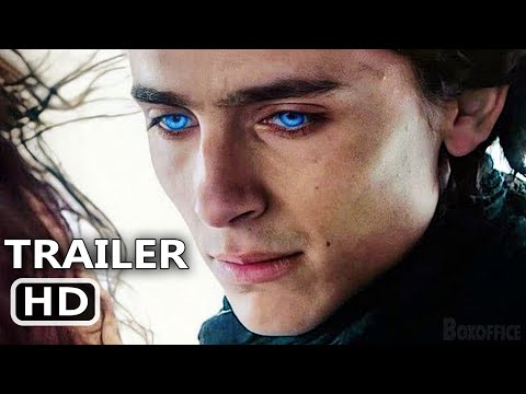 DUNE New TV Spots Trailer (2021)