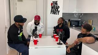 THE WRAP PARTY PODCAST S2 EP 31 DANIEL KALUUYA BACKLASH &amp THE 2020 REVIEW