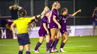 Allie Bailey- Texas A&M Soccer Career Highlights