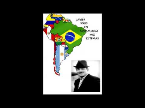 Javier Solis En Sudamerica Mix