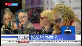 Wanawake sita jasiri wa kiafrika wenye albino wanatarijwa kukwea mlima Kilimanjaro