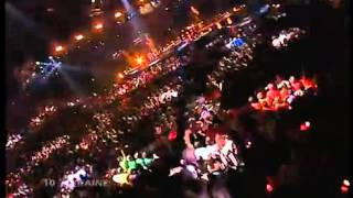 Ruslana   Wild Dances Ukraine   LIVE   2004 Eurovision Song Contest