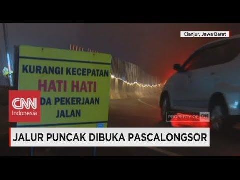 Jalur Puncak Kembali Dibuka Pasca-Longsor Mp3