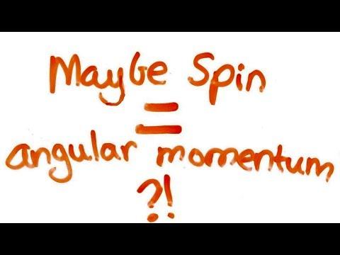 Is Spin Angular Momentum?